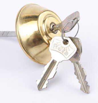 Zamek z kluczami